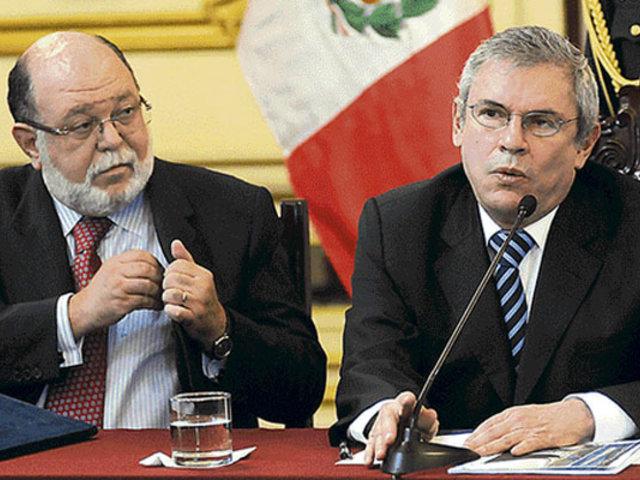 Castañeda niega haber recibido sobornos de OAS