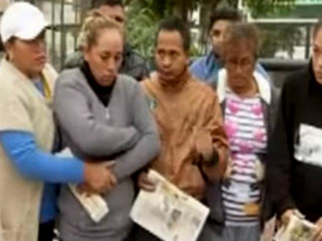 Callao: piden implementar plan de seguridad para trabajar en conjunto contra la delincuencia
