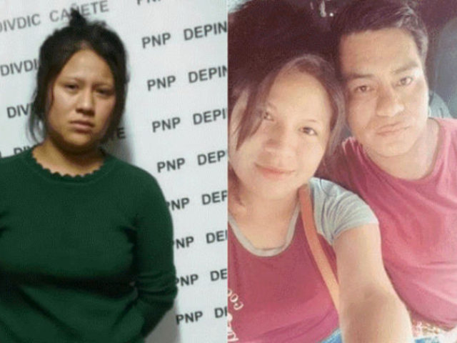Cañete: dictan prisión preventiva a mujer que habría acuchillado a su pareja