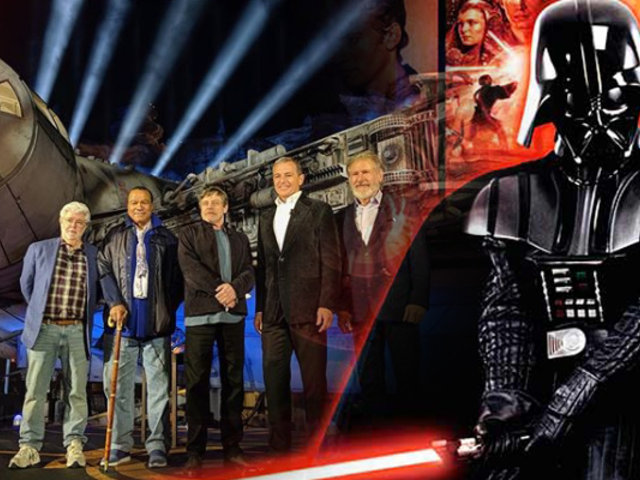 """Parque temático de Star Wars: estos son los increíbles escenarios de """"Galaxy's Edge"""""""
