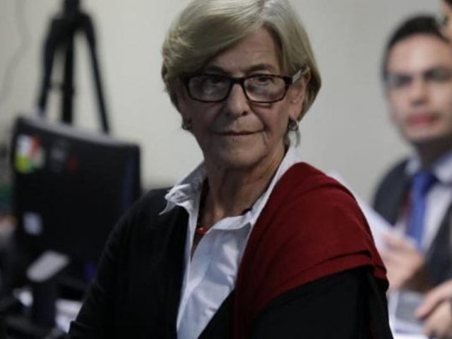 Susana Villarán: Poder Judicial evaluará el lunes 10 apelación de tutela de derechos