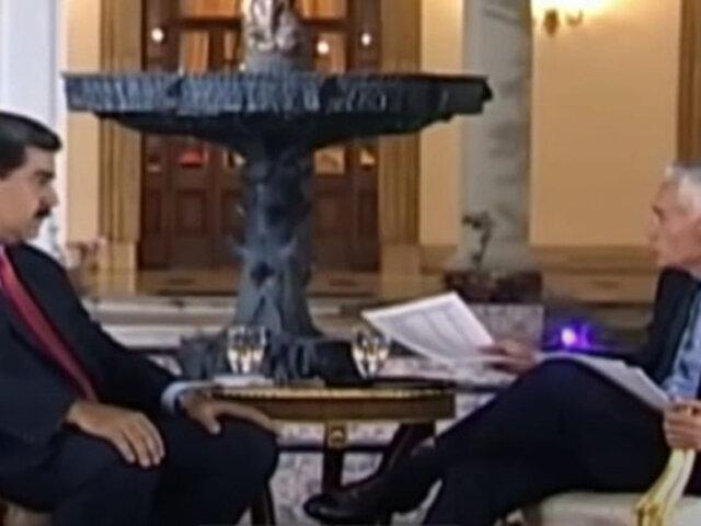 Jorge Ramos recupera la entrevista que fue censurada por Maduro