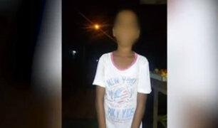 Iquitos: padre de menor hallado muerto se pronunció