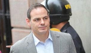 PJ deja sin efecto impedimento de salida del país de Mark Vito