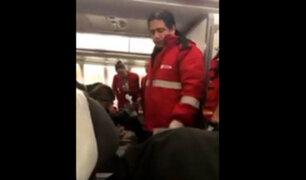 Vuelo de Perú a Argentina reportó 15 heridos debido a turbulencia