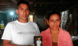 Capturan en San Martín a tío de menor asesinado en Loreto