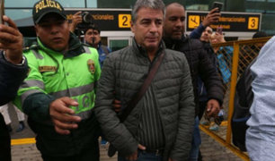 Pablo Bengoechea llegó a Lima para volver a dirigir a Alianza Lima