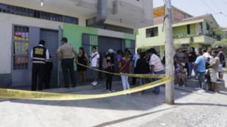 Sicarios matan a balazos a joven y dejan herido a su amigo en SJM