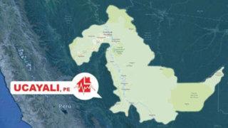 Sismo de magnitud 4,0 remeció Ucayali