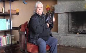 Polifacético artista Alberto Quintanilla presenta exposición en el Cusco