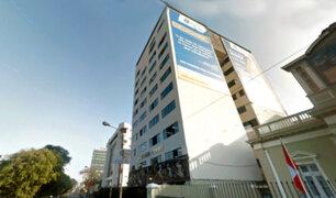 Cercado de Lima: estudiante cae del octavo piso de universidad