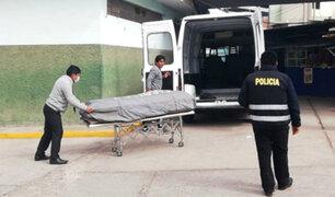 Tacna: fallece hombre que fue pepeado y abandonado en plena calle