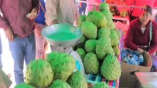 Festival del Choclo, la Palta y la Chirimoya se realizó en la provincia de Huari