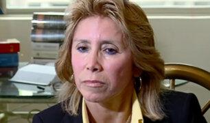 EXCLUSIVO | fiscal Sandra Castro responde a Congresistas por blindaje a Chávarry