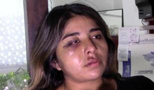 Chorrillos: mujer descubre infidelidad de su pareja y este intenta asesinarla