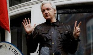 Julian Assange: Justicia sueca rechaza emitir orden de detención en su contra por violación