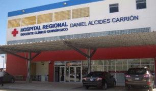 Huancayo: mujer arremetió contra médico acusado de negligencia