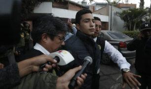 Detienen a hijo de Rodolfo Orellana por tráfico ilícito de drogas