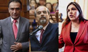 Fiscal Castro: nueva data implicaría a mayoría parlamentaria con 'Los cuellos blancos'