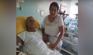 San Bartolo: hombre abandonado por serenos fue intervenido de urgencia
