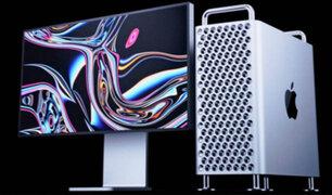 Apple presenta la renovada Mac Pro, su equipo más caro
