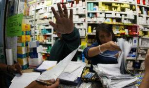 Incautan más de cinco toneladas de medicamentos adulterados en diferentes puntos de Lima