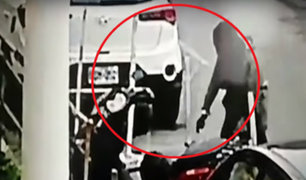 Callao: roban motor de motocicleta frente a comisaría de La Perla