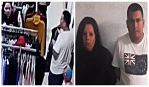 San Miguel: detienen a ''tenderos'' argentinos que intentaron robar centro comercial