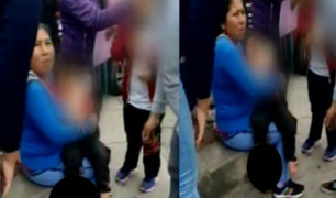 Padres de niño de tres años atropellado en Miraflores piden ayuda