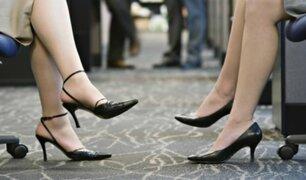 Japón: mujeres piden que tacones dejen de ser obligatorios en centros de trabajo