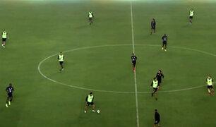 Perú vs. Costa Rica: 'Ticos' reconocieron el Monumental para amistoso de hoy