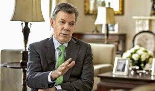 Abren investigación preliminar a Juan Manuel Santos por presunta financiación de Odebrecht