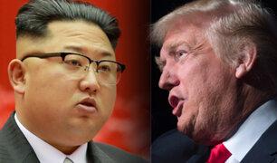 El régimen de Corea del Norte lanza amenaza a Donald Trump