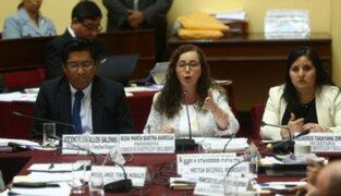 Comisión de Constitución iniciará debate de reforma política este viernes