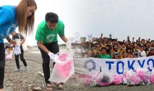 Japón se unió al Día Mundial del Medio Ambiente