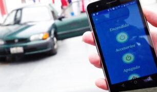 Alumnos de instituto de FF.AA. crean dispositivo para bloquear vehículos en caso de robo