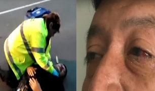 La Molina: golpean a sereno por pedir que dejen de tomar licor
