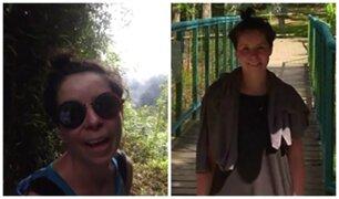 Oxampampa: continúa búsqueda de turista británica desaparecida hace 6 días