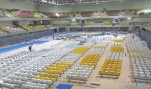 Juegos Panamericanos: hoy se entrega el Polideportivo de Villa el Salvador