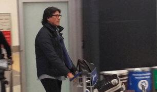Universitario: Ángel Comizzo llegó a Lima para ser el nuevo técnico de los 'cremas'