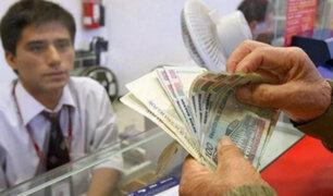 ¿Dónde guardan los peruanos su dinero?