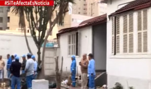 PetroPerú se pronuncia por casa abandonada en Miraflores