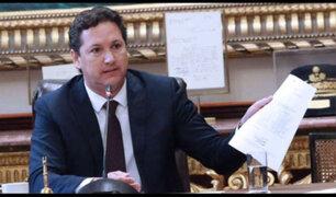Congresistas critican duramente acción de amparo de Salaverry