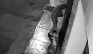 Delincuentes asaltan restaurante de emprendedor en SJM