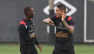 Selección peruana:  Guerrero y  Advíncula no jugarían ante Colombia