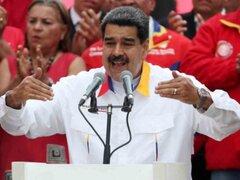 Maduro dice que tienen la primera reserva de níquel y diamante del mundo