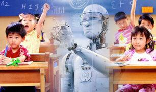 China: lanzan clases piloto de Inteligencia Artificial en escuelas primarias