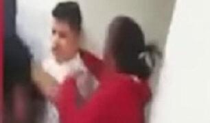 Los Olivos: mujer es brutalmente agredida con arma de descarga eléctrica