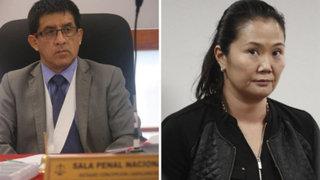 Rechazan  habeas corpus de Keiko Fujimori contra Juez Carhuancho