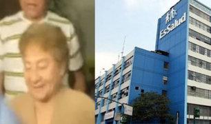 Mujer cae del octavo al sexto en policlínico Grau y está grave